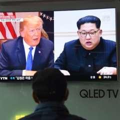 """""""Por el bien de ambas partes pero en detrimento del mundo, (la reunión) no tendrá lugar"""". - Foto: AFP"""