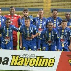 Delfín se enfrentará contra Bolívar en simultáneo con un cotejo entre Atlético Nacional vs. Colo Colo. Foto: API