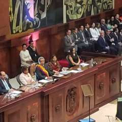 Moreno dio 15 días de plazo a sus ministros para transparentar todos sus procesos. Foto: Twitter