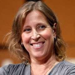 Susan Wojcicki es la sexta mujer más poderosa del mundo según la revista Forbes.
