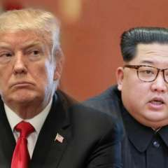 Trump canceló la esperada cumbre con Kim Jong. Foto: Agencias