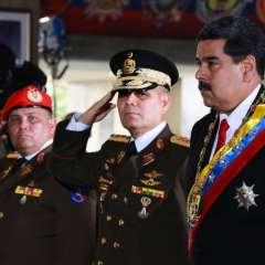 Según presidente, les pagaron desde Colombia para traicionar a las Fuerzas Armadas. Foto: Twitter @PresidencialVen