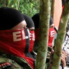 ELN y Gobierno colombiano hacen receso por elecciones. Foto: Referencial