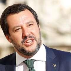 Matteo Salvini también es líder de la Liga Norte, el partido con la postura más antiinmigrante de la nueva coalición.