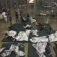 Piden a CIDH fin de separación de familias en EEUU. Foto: AFP