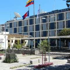 QUITO, Ecuador.- El fiscal general encargado Paúl Pérez citó al exagente de Inteligencia en su despacho. Foto: Archivo