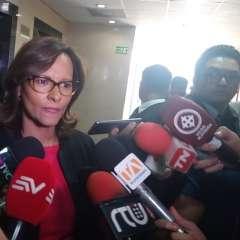 QUITO, Ecuador.- La presidenta del Legislativo entregará información del caso a la viuda Patricia Ochoa. Foto: API