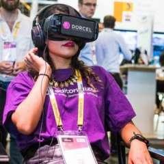 La realidad virtual mejorada ha sido presentada para estimular experiencias sexuales. Foto: GETTY IMAGES