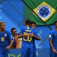 SAN PETERSBURGO, Rusia.- Neymar anotó el segundo gol al minuto 96 del partido. Foto: AFP