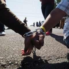 Más de dos tercios de las detenciones a inmigrantes ilegales tienen lugar en Texas. Foto: AFP