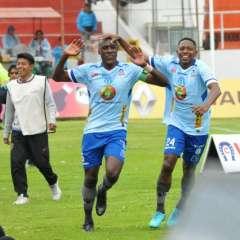 AMBATO, Ecuador.- Con este logro, Macará acumula tres victorias consecutivas. Foto: API