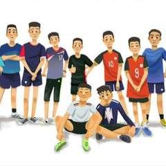 La mayoría de los niños atrapados en la cueva pertenecen al equipo de fútbol Jabalíes Salvajes.