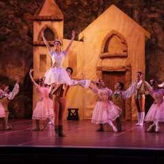 Foto: Ballet Nacional de Ecuador