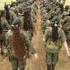 Fiscalía colombiana entregó un informe a la Jurisdicción Especial para la Paz. Foto: semana.com