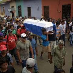 Naciones lamentan que en la crisis hayan muerto más de 300 personas. Foto: AFP