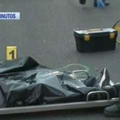 Motociclista murió en accidente de tránsito en vía Perimetral. Foto: captura de video
