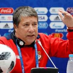 El entrenador colombiano renunció a la selección panameña. Foto: EFE