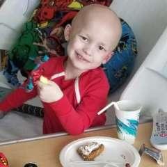A mediados de junio pasado, los papás de Garrett se dieron cuenta que la enfermedad era terminal. Foto: EMILIE MATTHIAS