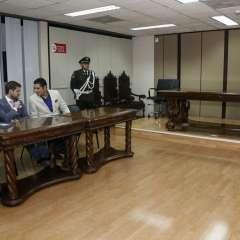 En próxima diligencia se tratará la apelación a orden de prisión contra Rafael Correa. Foto: API