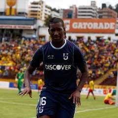 Cifuente fue el máximo goleador de la primera etapa del campeonato ecuatoriano. Foto: API