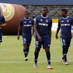 El delantero nacional lleva 24 goles en el actual campeonato ecuatoriano. Foto: API