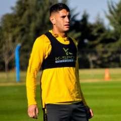 El argentino Joel López Pissano pertenece al club Rosario Central. Foto: Tomada de @InfoCanaya