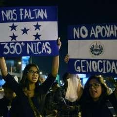 Presidente Daniel Ortega descalificara a los obispos que median en las conversaciones. Foto: AFP