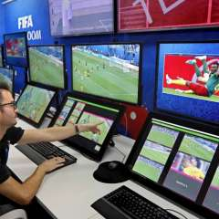 El VAR fue inaugurado para el Mundial de Rusia - 2018.