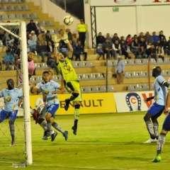 AMBATO, Ecuador.- La próxima fecha, Macará visitará a Guayaquil City en el estadio Christian Benítez. Foto: API