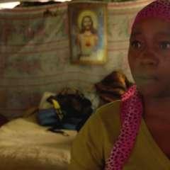 A María la violó dos veces el mismo hombre. la última vez mientras su hija pequeña dormía en la habitación de al lado.