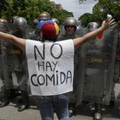 Sueldos en Venezuela condenan a la pobreza extrema. Foto: AFP - Archivo