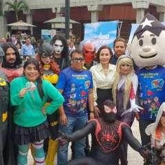 Comic Con espera atraer a 40.000 visitantes en Guayaquil.