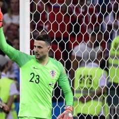 Subasic tuvo una destacada participación en el Mundial de Rusia-2018. Foto: AFP