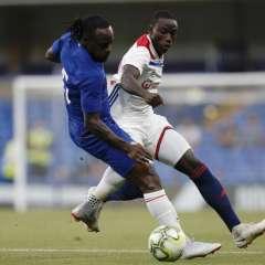 El jugador del Chelsea hizo el anuncio a través de su cuenta Twitter. Foto: Ian KINGTON / AFP