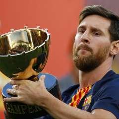 Matías Messi no tendrá que ir a prisión, pero sí cumplir labor comunitaria. Foto: AP Foto/Manu Fernández