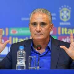 El entrenador de la selección brasileña dijo que es el momento de llamar nuevos jugadores. Foto: CARL DE SOUZA / AFP