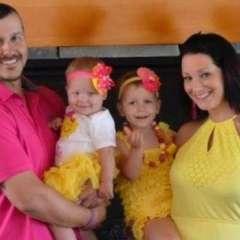 Chris Watts habló con los medios después de la desaparición de su familia el lunes 13 de agosto.