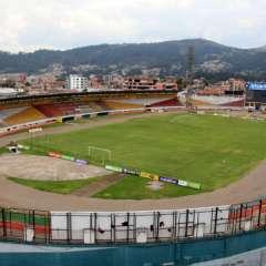 CUENCA, Ecuador.- La Conmebol dispuso que el estadio Serrano Aguilar no podía agoger el partido de octavos de la Sudamericana.