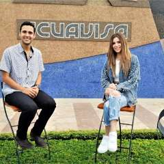 VIDEO: No pierdas tiempo y dale play para ver completo la entrevista #SinFiltro con NAÍZA.