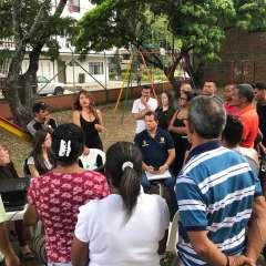 Colombia apoya a familiares de víctimas de bus en Ecuador. Foto: elespectador.com