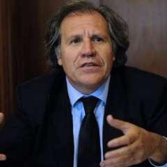 """Nicaragua necesita elecciones para """"redemocratizarse"""", advierte Almagro. Foto: AFP"""