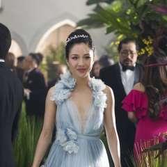 "Constance Wu en una escena de la película ""Crazy Rich Asians"". Foto: AP"