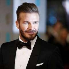 David Beckham dejó de ser futbolista profesional en el año 2013. Foto: AFP