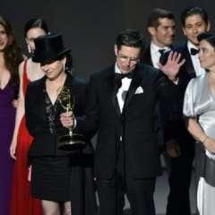"""""""The Marvelous Mrs. Maisel"""" fue la sorpresa de los premios Emmy 2018."""