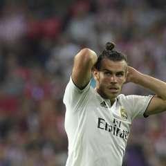 El delantero galés se refirió a cómo está el Real Madrid tras la salida del portugués. Foto: LLUIS GENE / AFP