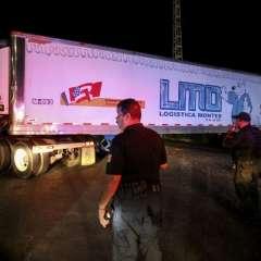 Los cuerpos no cupieron en las saturadas morgues de Guadalajara, en Jalisco. Foto: AFP