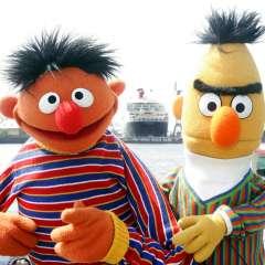Creadores del programa aclararon que las marionetas no tienen orientación sexual. Foto: AP.