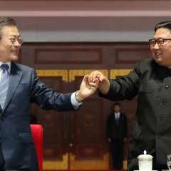 El jefe de la diplomacia estadounidense saludó los compromisos de Pyongyang. Foto: AFP
