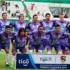Los futbolistas del Real Potosí se encuentran en paro desde el lunes 17 de septiembre del 2018.