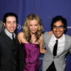 """The Big Bang Theory"""" es una de las series de televisión más vistas en EE.UU. Foto: GETTY IMAGES"